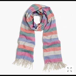 Multi colors scarf